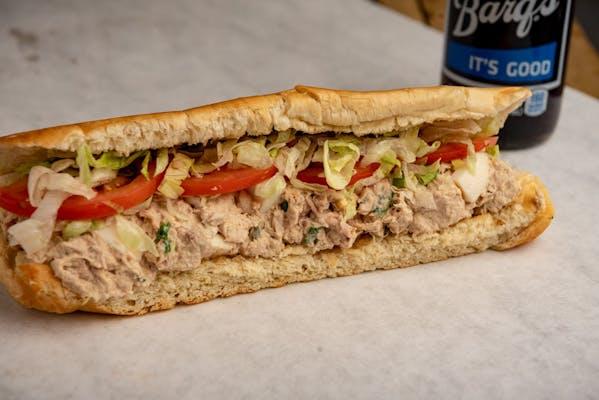 Tuna Salad Poboy