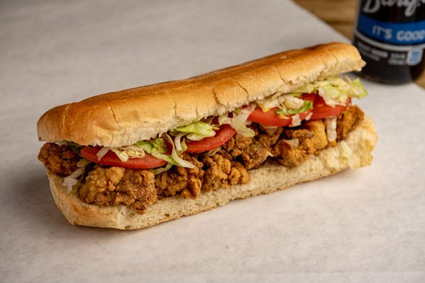 Fried Oyster Poboy