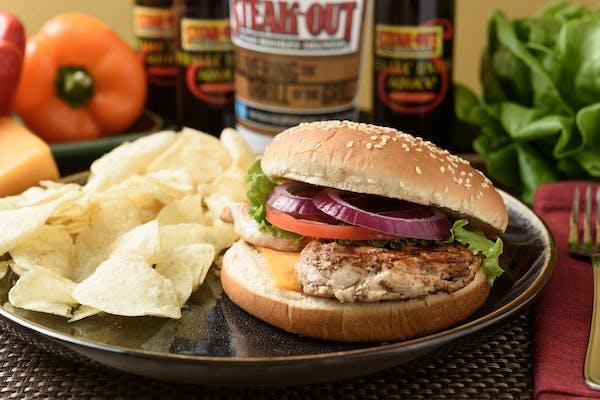 Grilled Chicken Filet Sandwich
