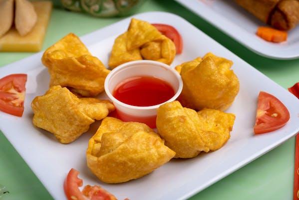 8. Fried Wontons