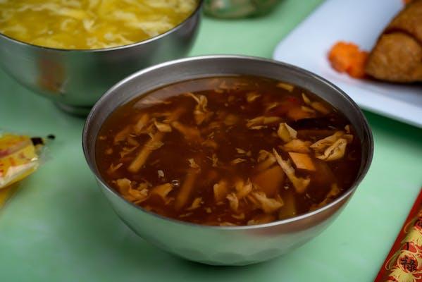 14. Hot & Sour Soup