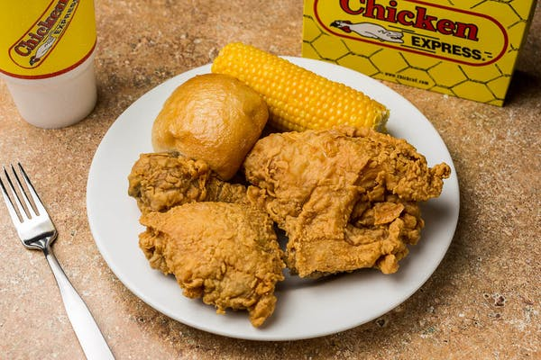 (3 pc.) Fried Chicken Combo