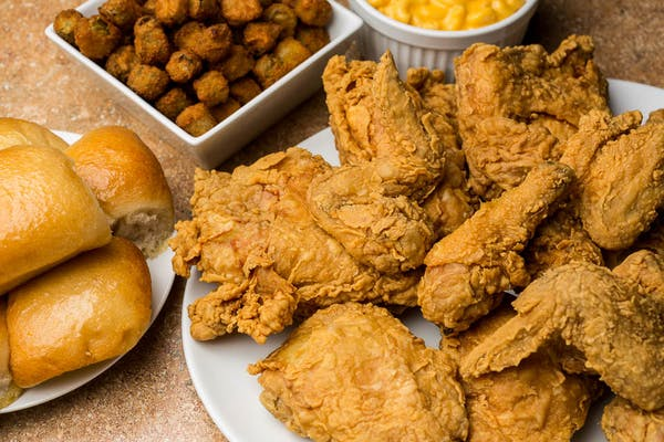Fried Chicken Family Meal