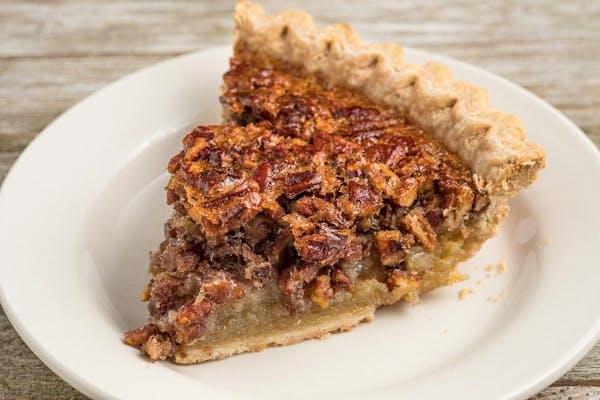 Homemade Pecan Pie