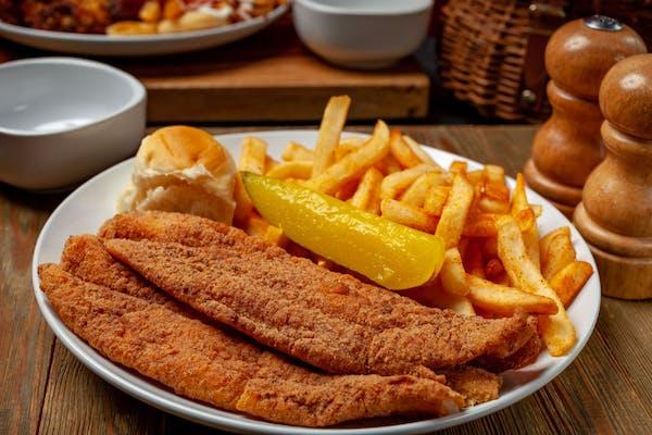 (2 pc.) Fried Fish