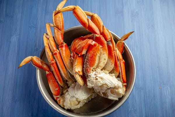 (1 lb.) Dungeness Crab Clusters