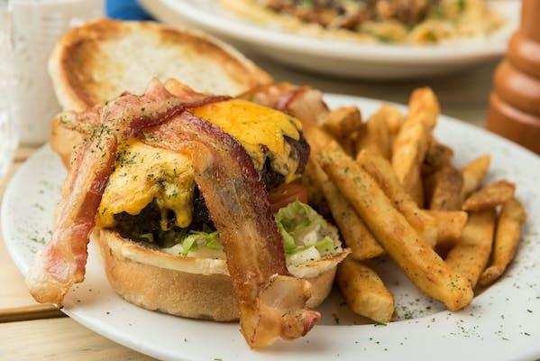 Bacchus Burger