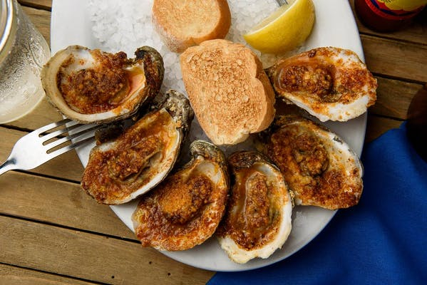 Gris Gris Oysters
