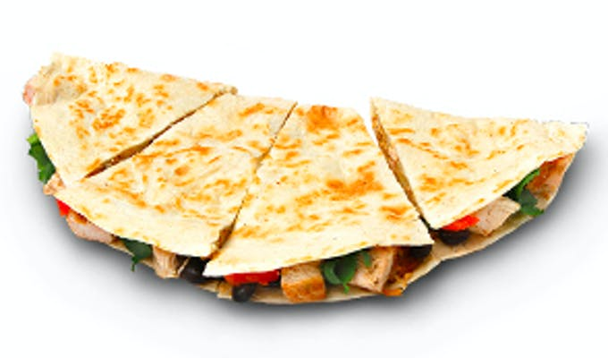 Build Your Own Quesadilla
