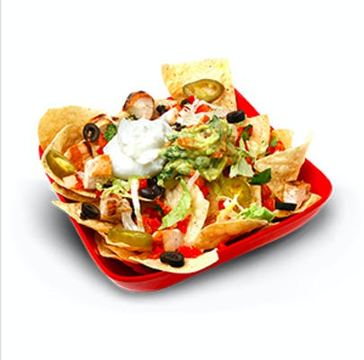 Build Your Own Nachos