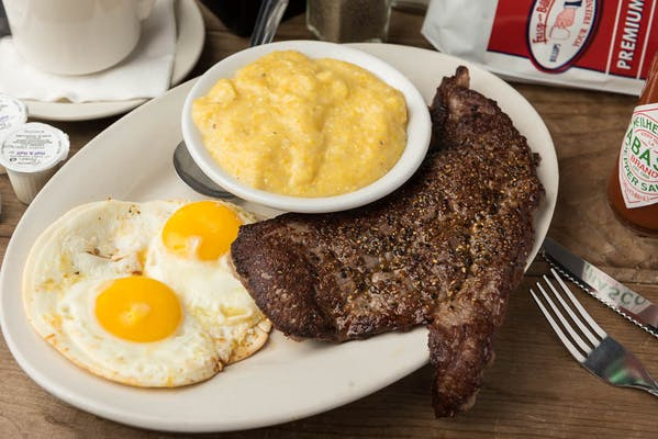 Steak - N - Eggs