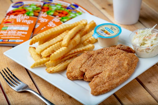 (2 pc.) Fish & Fries Combo