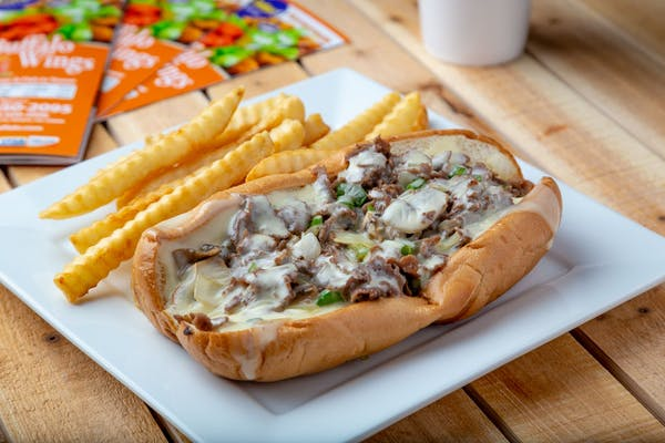 Philly Steak & Fries Combo
