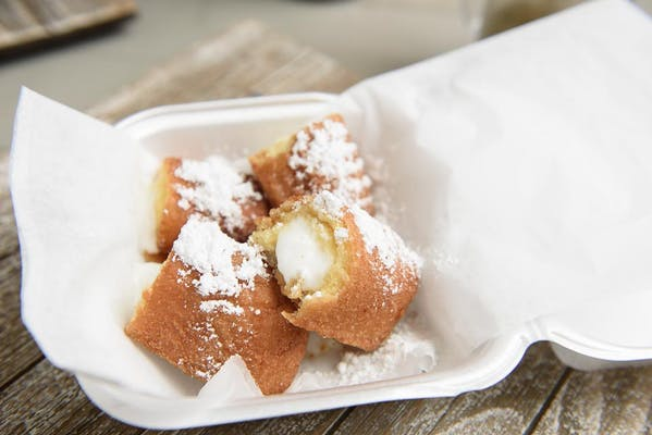 (2) Fried Twinkies