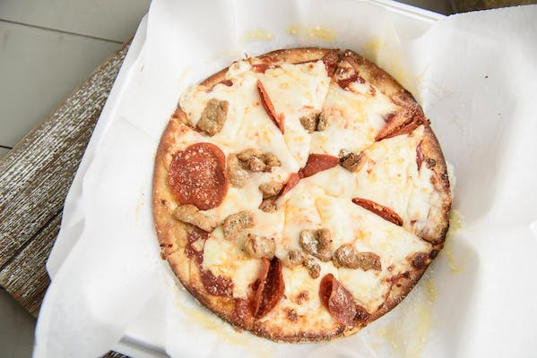 """(7"""") Personal Pizza"""