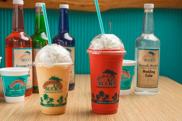 #1. Bahama Colada Smoothie
