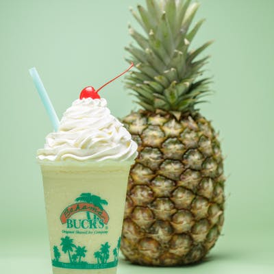 #10. Pineapple Dream Smoothie
