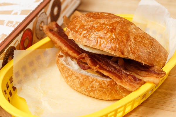 Bacon, Egg & Cheese Croissant