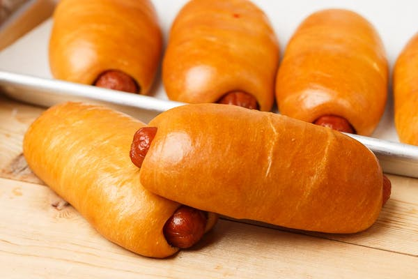 Sausage & Cheese Kolache