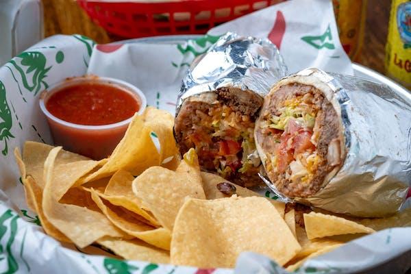 The Hombre Burrito