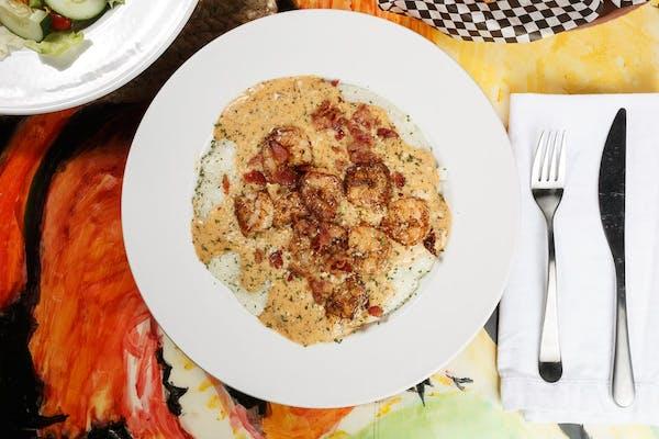 Shrimp & Grits Dinner