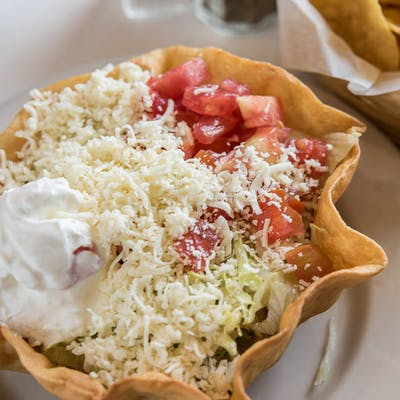 3. Taco Salad