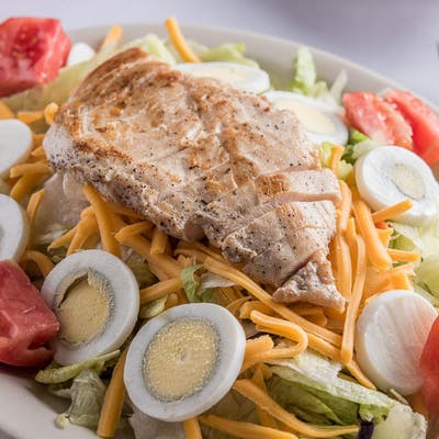 Boneless Grilled Chicken Salad