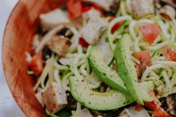 Ten-Topping Salad