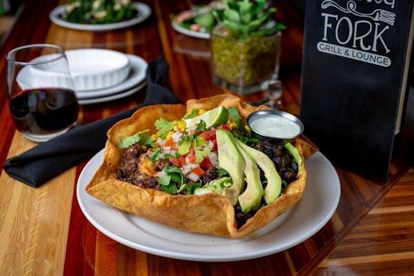 Taco-bout a Taco Salad
