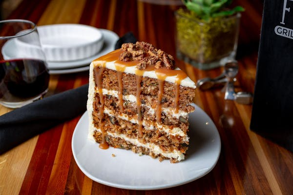 Carrot Cake for Me & You