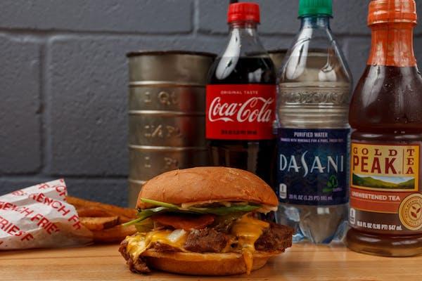 Regular Beef Roast Coca-Cola Combo