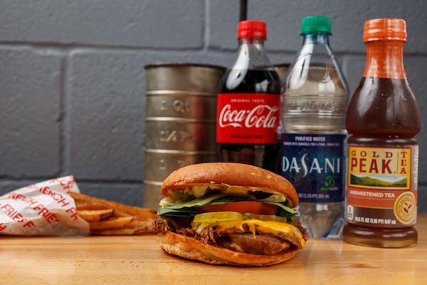 Large Beef Roast Coca-Cola Combo