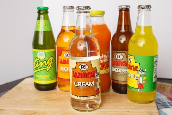 Jamaican Cream Soda