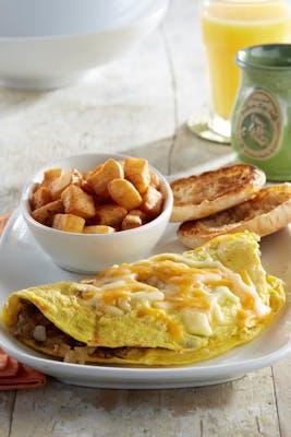 The Supreme Omelette