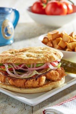 Nellie's Chicken Sandwich