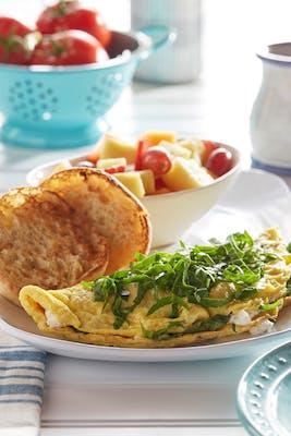 Veggie Delight Omelette - Gluten Friendly