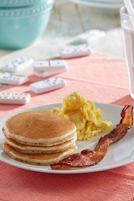 Kids' Dollar Gluten-Friendly Pancakes