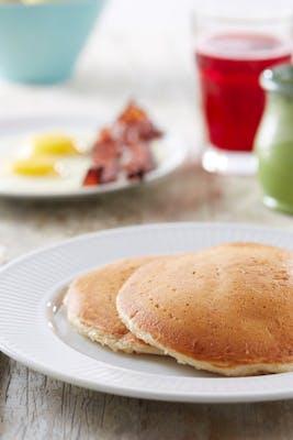 Buttermilk Pancakes - Vegetarian Option