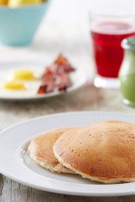 Gluten-Friendly Pancakes - Vegetarian Option