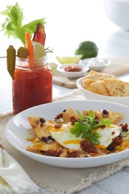 Huevos Rancheros- Vegetarian Option