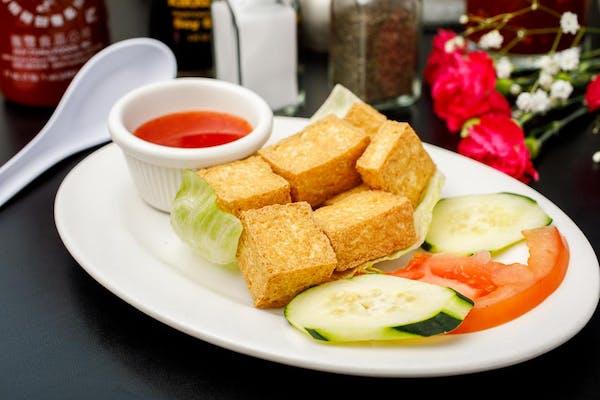 A12. Tofu Chiên Giòn