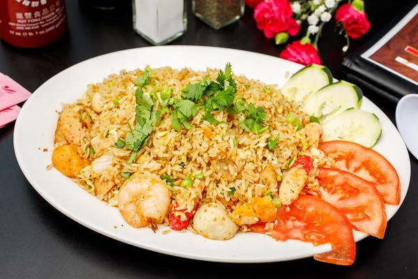 C10. Combination Fried Rice