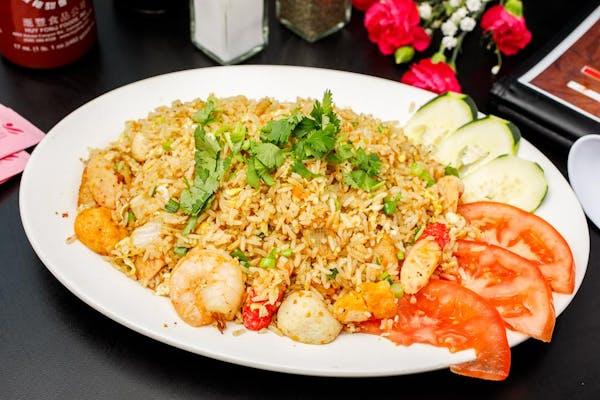 C16. Tofu Fried Rice