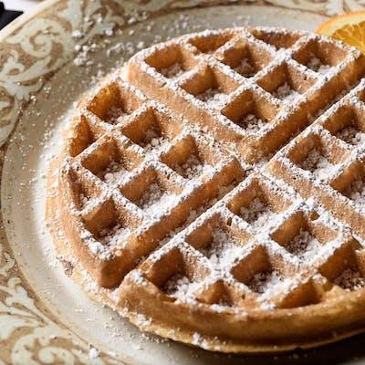(1) Belgian Waffle