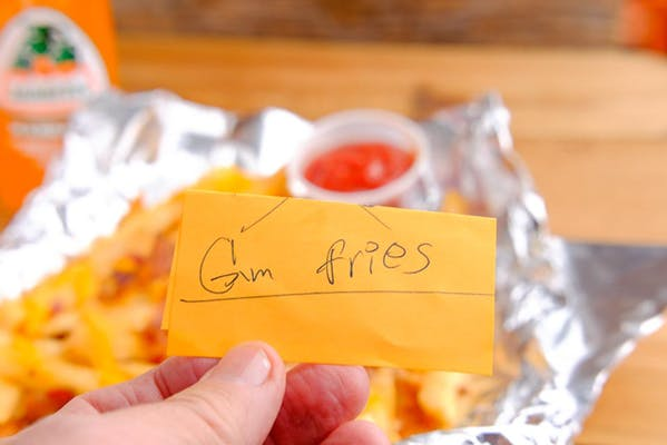 El Gym Fries