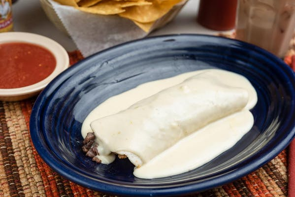 Cheese Steak Burrito