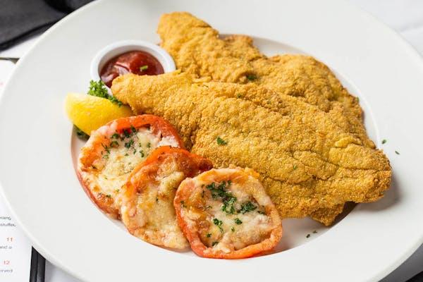 American Cornmeal Fried Catfish