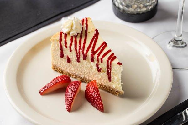 House-Made Cheesecake