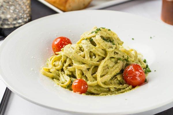 Pesto Fettuccine