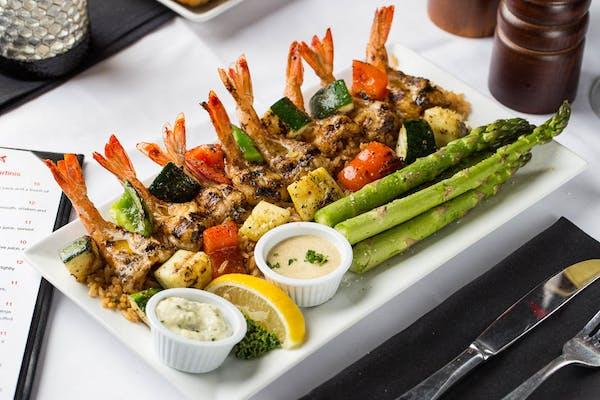Premium Gulf Shrimp